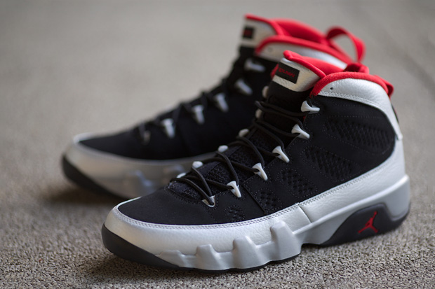 "Image of Air Jordan IX ""Johnny Kilroy"""