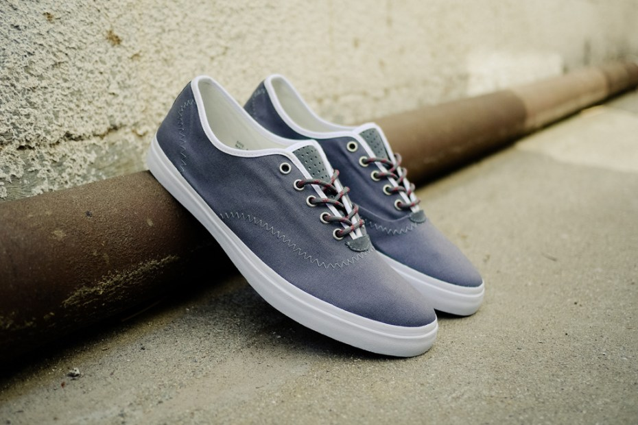 Image of Alex Dymond & Starks Laces Collaborate on the Vans OTW Woessner