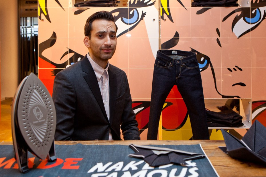 Image of Brandon Svarc Likes It Raw -- An Interview with the Founder of Naked & Famous