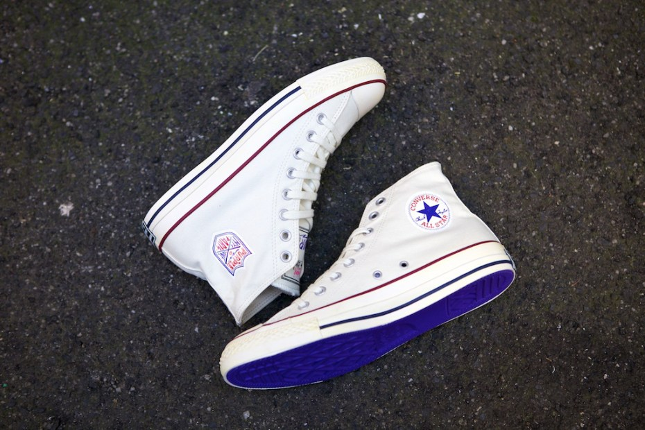 Image of Andre Saravia x Purple Magazine x Converse Chuck Taylor All-Star