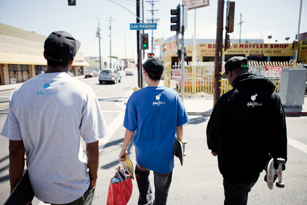 Image of Andy Jenkins x The Hundreds Capsule Collection