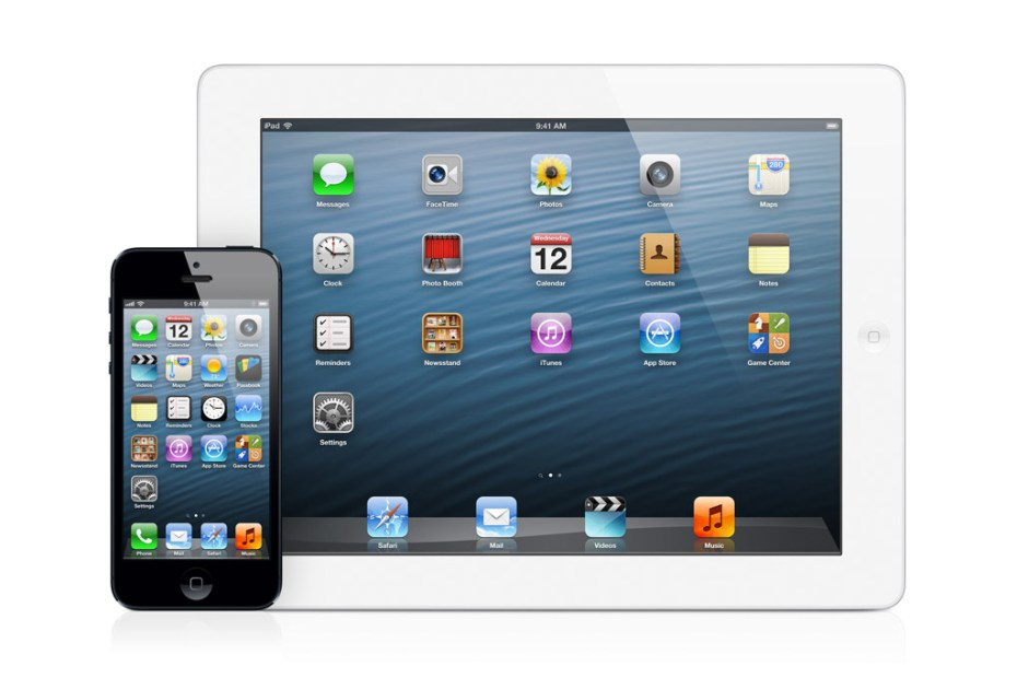 Image of Apple iOS 6