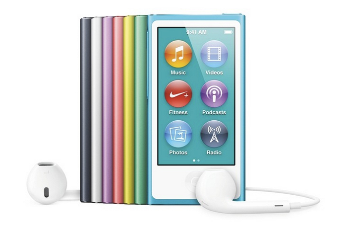 Image of Apple Unveils New iPod Nano