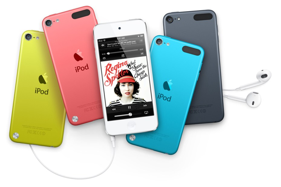 Image of Apple Unveils New iPod Touch