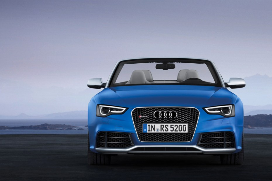 Image of Audi 2013 RS5 Cabriolet