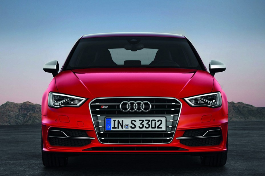 Image of Audi Unveils Sporty New S3