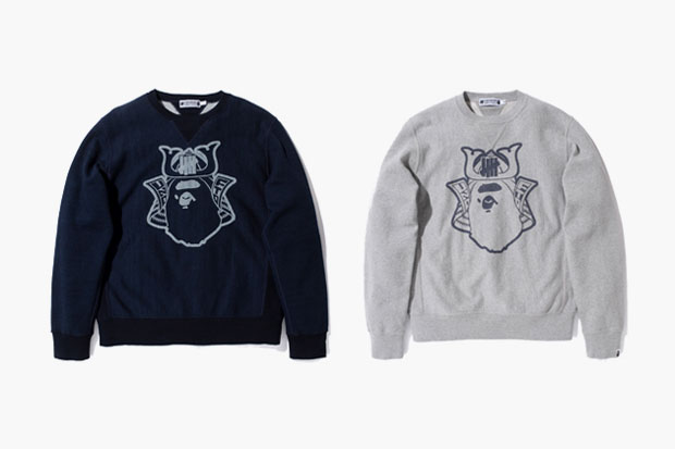 Image of A Bathing Ape x Undefeated 2012 Fall/Winter Collection