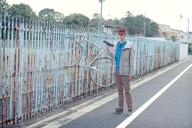 Image of BEAMS 2012 Fall/Winter Lookbook
