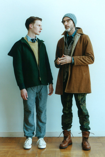 Image of BEAMS PLUS 2012 Fall/Winter Lookbook
