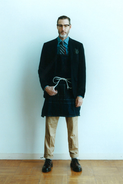 Image of BEAMS PLUS 2012 Fall/Winter Lookbook