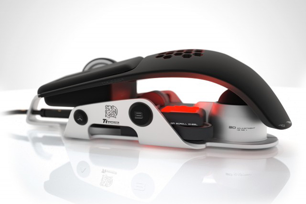 Image of BMW x Thermaltake Level 10 M Gaming Mouse