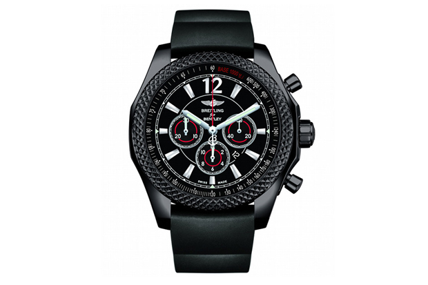 Image of Breitling for Bentley Barnato 42 Midnight Carbon Chronograph