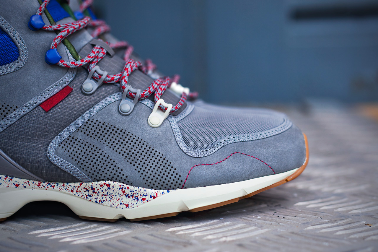 Image of Burn Rubber x Reebok Night Storm - A Closer Look