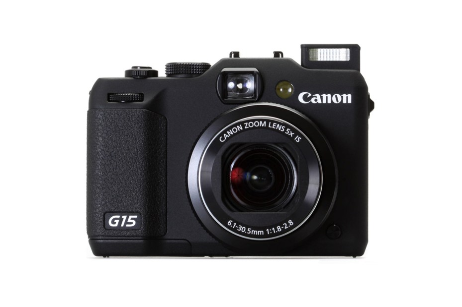 Image of Canon Introduces the PowerShot G15