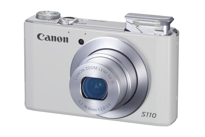 Image of Canon Introduces the 12MP, WiFi PowerShot S110