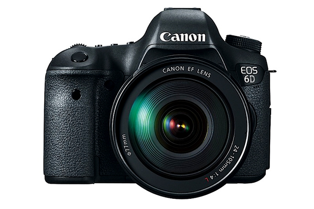 Image of Canon Unveils New EOS 6D DSLR
