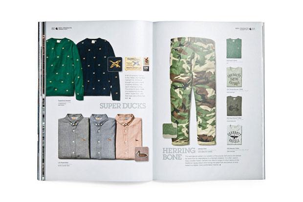 Image of Carhartt WIP 2012 Fall/Winter Brandbook no. 8
