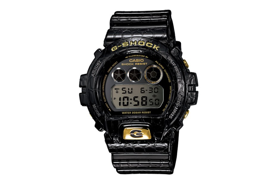 "Image of Casio G-Shock DW-6900 ""Reptiles"" Collection"