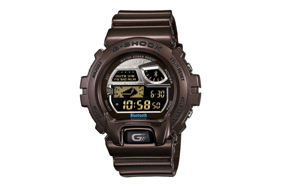 Image of Casio G-Shock Releases New Colorways of its Bluetooth DW-6900