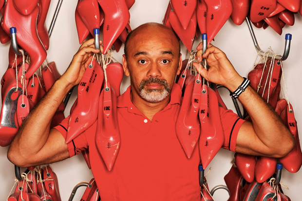 Image of Christian Louboutin Talks Sole