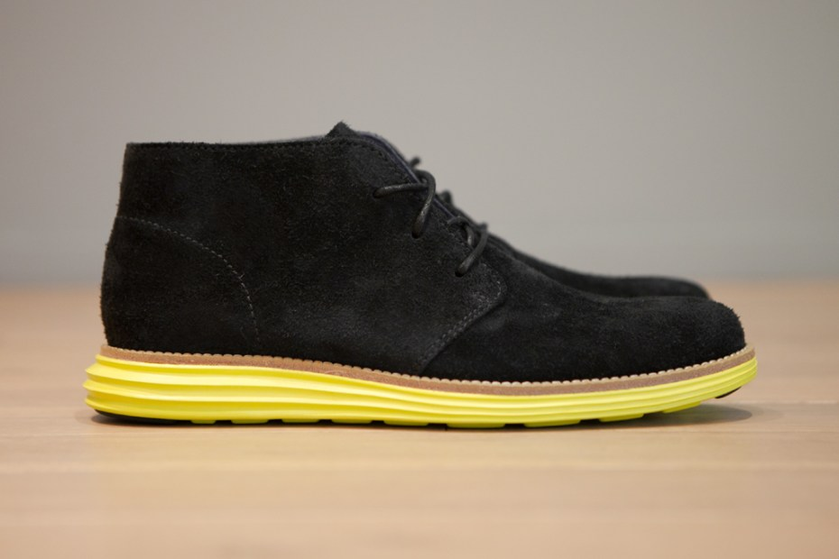 Image of Cole Haan 2012 Fall/Winter LunarGrand Chukka