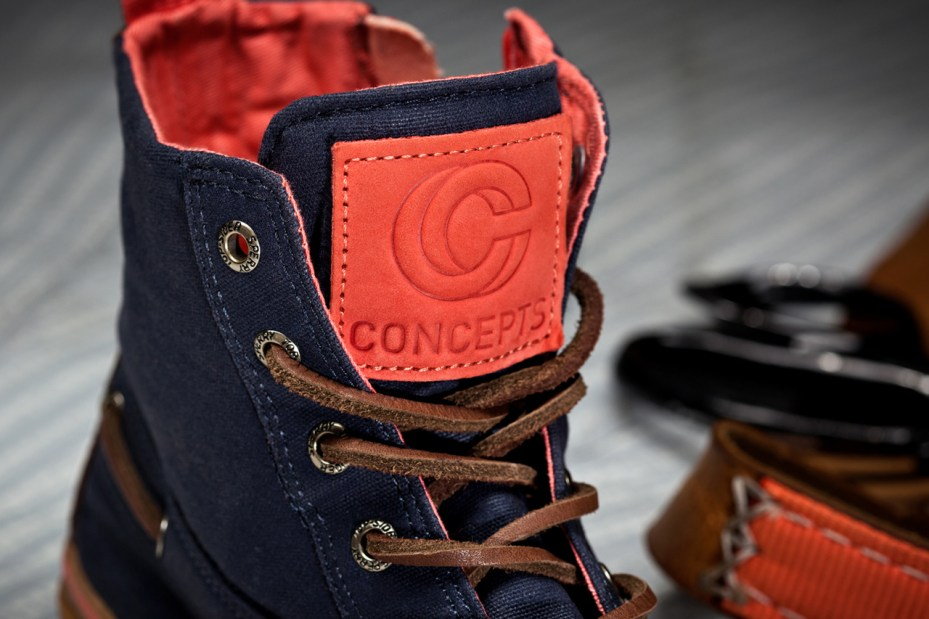 Image of Concepts x Sperry Top-Sider 2012 Fall Sailmakers Loft Topsider