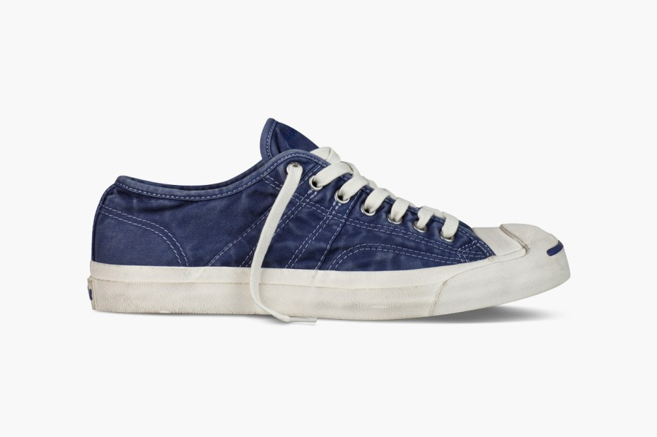 Image of Converse 2012 Fall Jack Purcell Johnny Washed Canvas