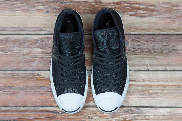 "Image of Converse First String Jack Purcell ""Kasuri"" Collection"