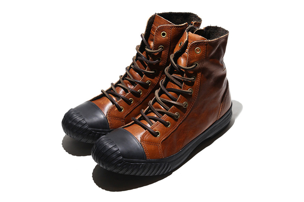 Image of Converse by John Varvatos Chuck Taylor All Star Bosey Boot Zip Mid