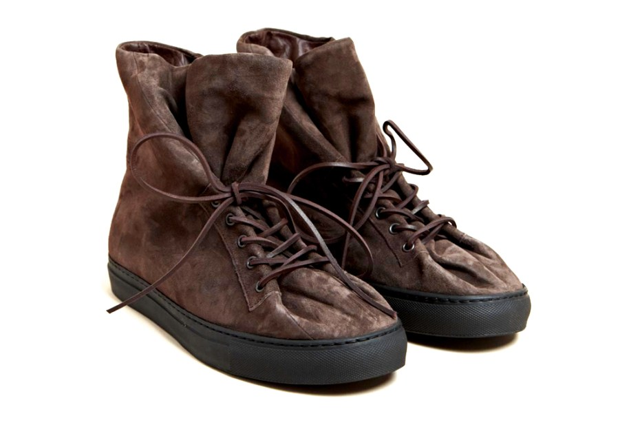 Image of Damir Doma 2012 Fall/Winter Faso Suede Trainer
