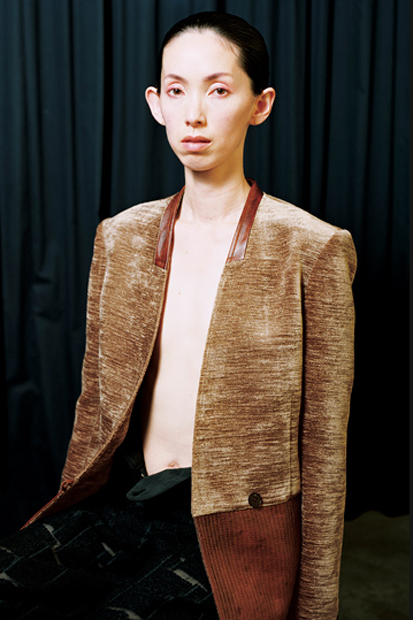 """Image of Damir Doma 2012 Fall/Winter """"In the Vague Light"""" Lookbook"""