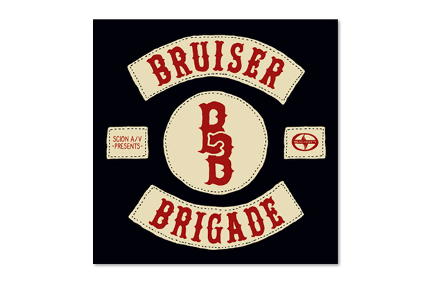 Image of Danny Brown - Bruiser Brigade EP