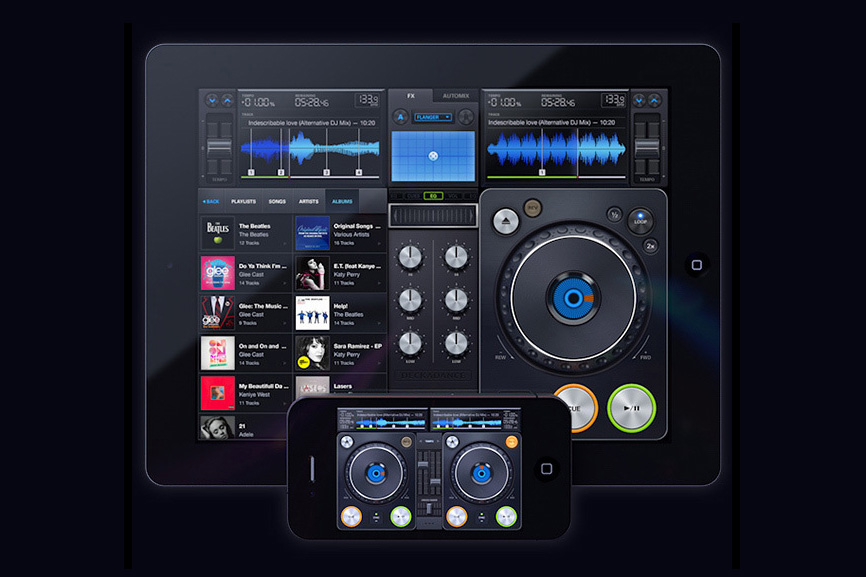 Image of Deckadance DJ App for iOS