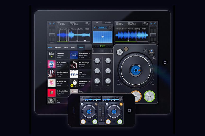 Image of Deckadance DJ App for iOS