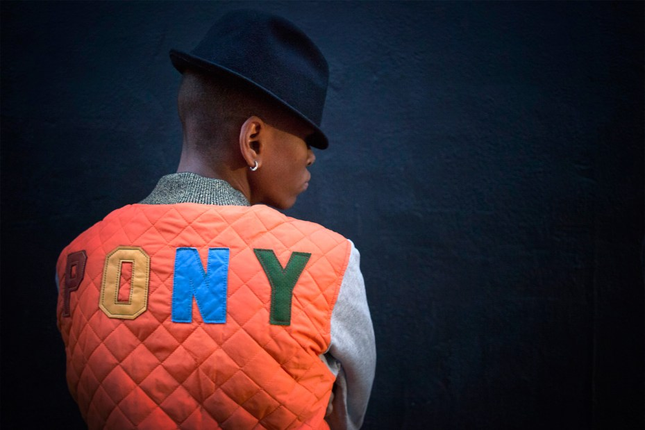 Image of Dee & Ricky x PONY 2012 Fall Apparel Lookbook by Shelta