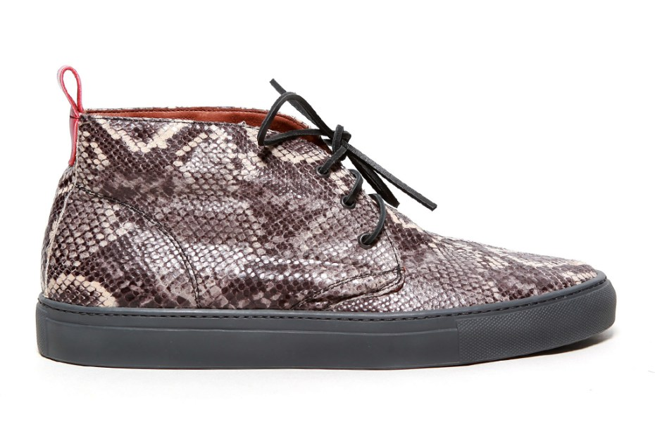 Image of Del Toro Python Skin Collection