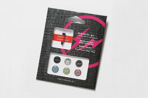 Image of DENIM by VANQUISH x fragment design 2012 Apple Accessories
