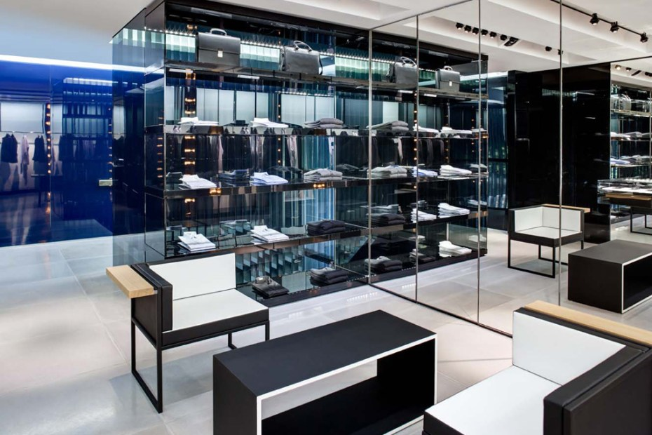 Image of Dior Homme Reopens Newly Renovated New York Flagship