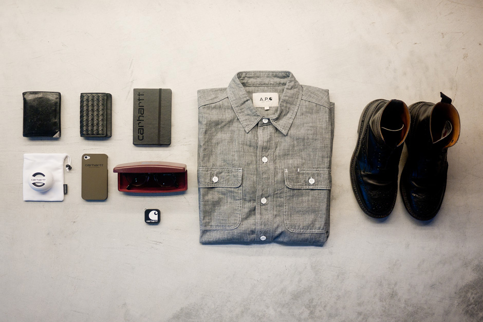 Image of Essentials: Albert Cheng of Carhartt WIP