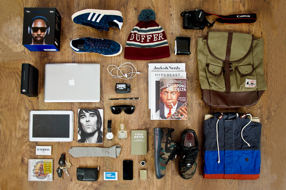 Image of Essentials: Mark Haddon of Haddon PR
