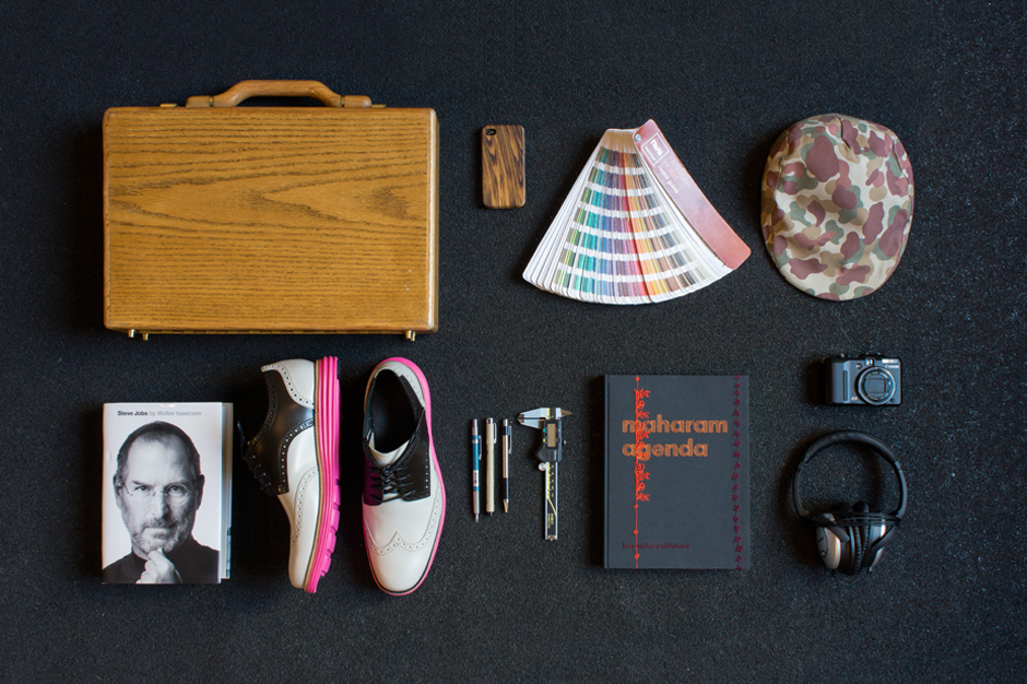 Image of Essentials: Salehe Bembury