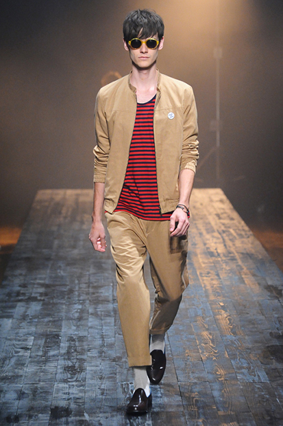 Image of FACTOTUM Spring/Summer 2013 Collection