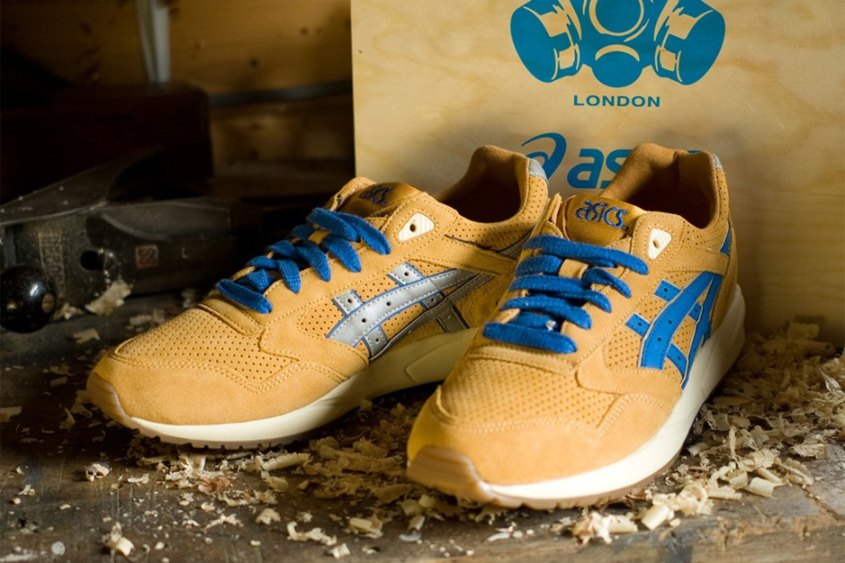 Image of Foot Patrol x ASICS Gel Saga II