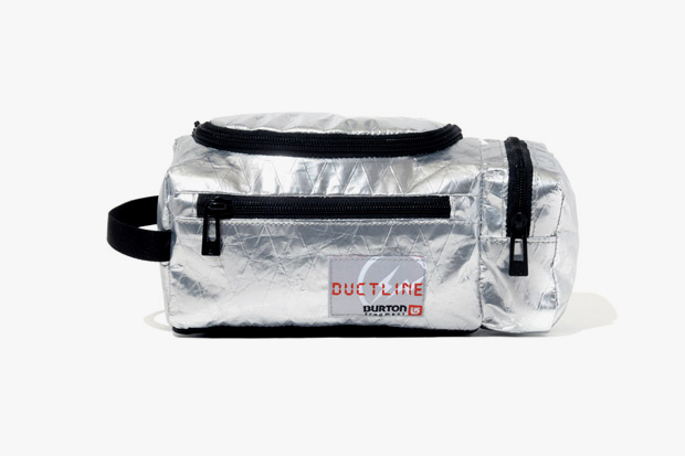 "Image of fragment design x Burton ""DUCT LINE"" Accessories Collection"