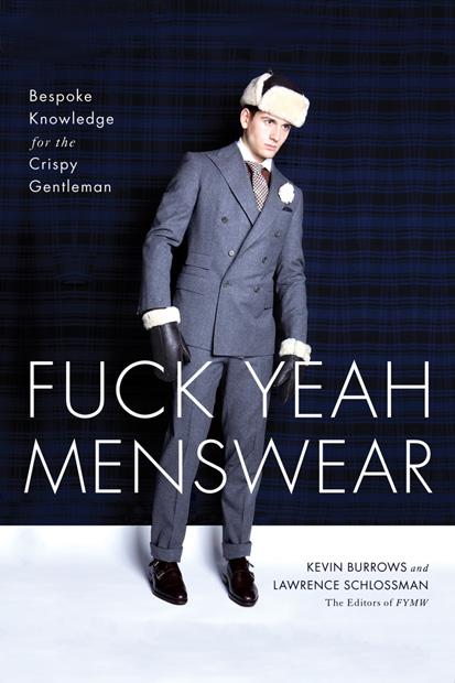 Image of Fuck Yeah Menswear Book