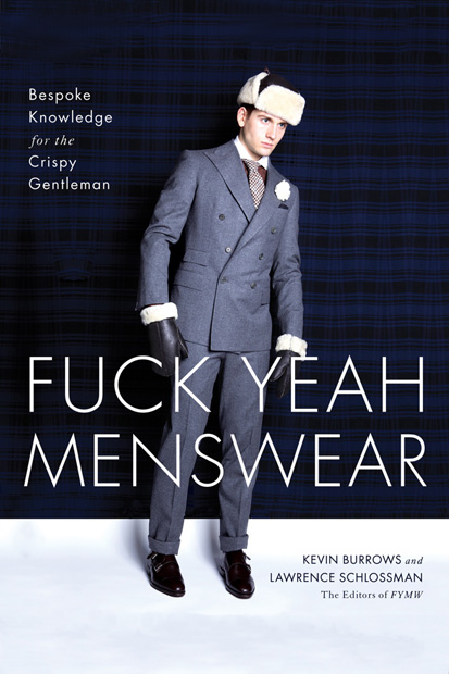 Image of Fuck Yeah Menswear Book