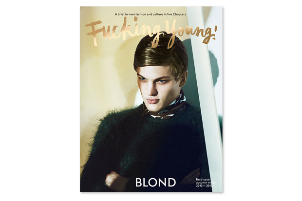 Image of Fucking Young! Debuts Its New Magazine
