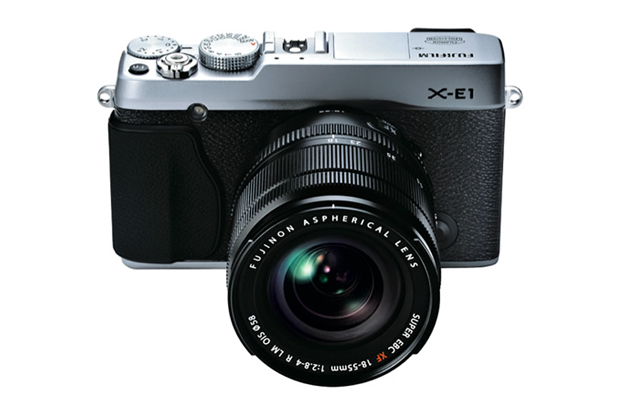 Image of Fujifilm X-E1 Official Release