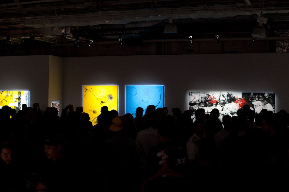 "Image of Futura ""Future-Shock"" Exhibition Recap @ Valmorbida NYC"
