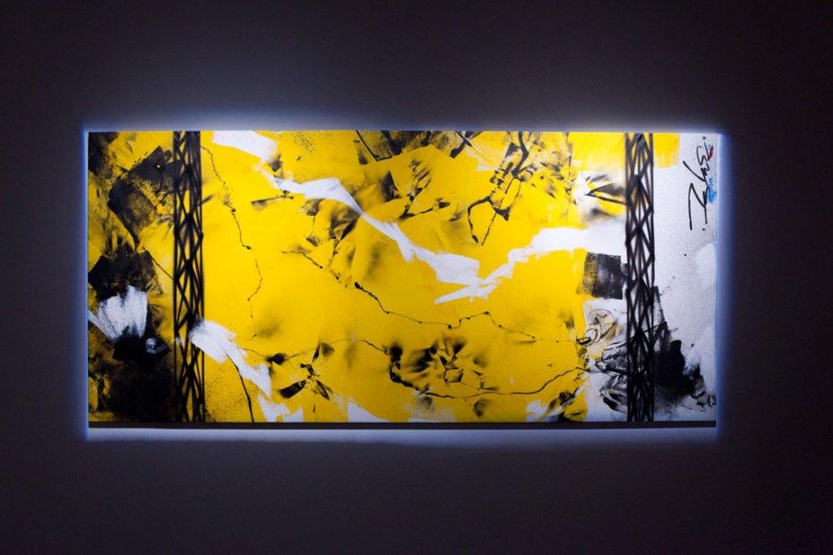 "Image of Futura ""Future-Shock"" Exhibition Recap @ Valmorbida NYC"